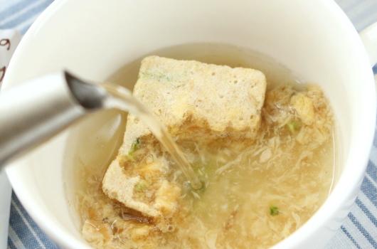 ベルメゾン スープなしあわせ