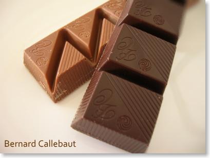 ベルナルド・カラボー チョコレートバー