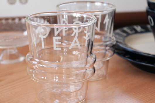 アフタヌーンティーW耐熱グラス