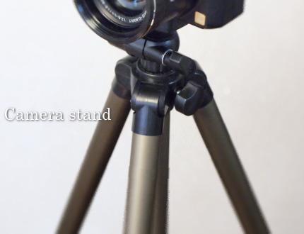 一眼デジタルカメラ用スタンド