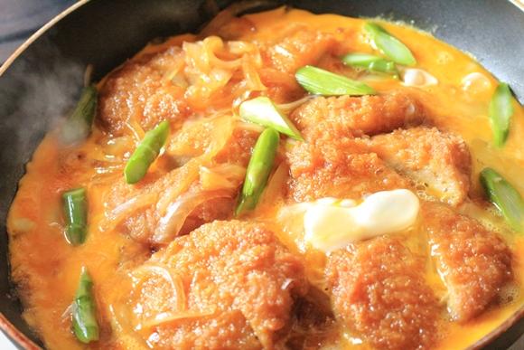 ローソンフレッシュ(スマートキッチン)10分手料理キットヒレかつ丼