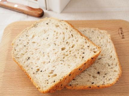 黒糖ごまパン