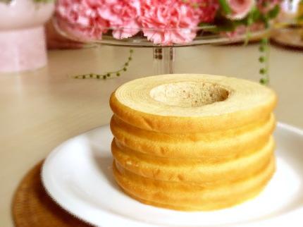 日比谷花壇母の日ギフト 豆乳バームクーヘン
