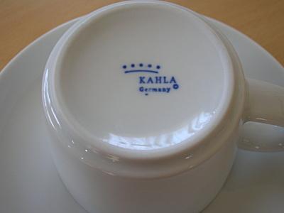 KAHLAカーラコーヒーカップ