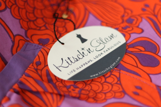 Kitsch'n Glam(キッチングラム)エプロン
