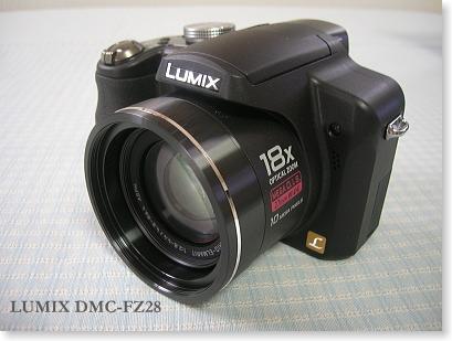 ルミックスLUMIX DMC-FZ28