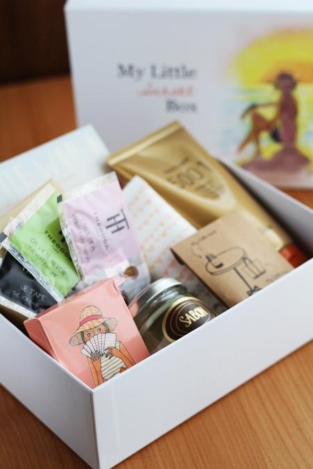 My Little Box(マイリトルボックス)8月