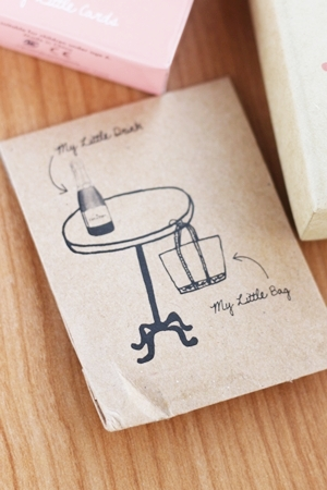 My Little Boxのイラスト(イラストレーターKanako)