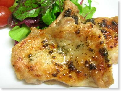 ヘルシーシェフで作った鶏のハーブ焼き