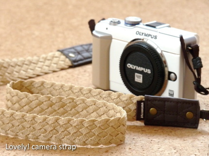 カメラ用ストラップ