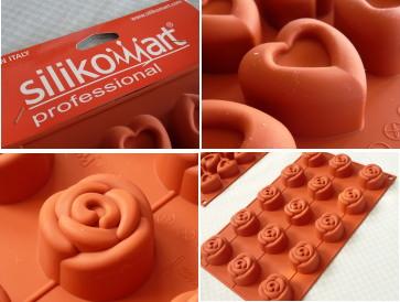 シリコマート シリコン製ケーキ型