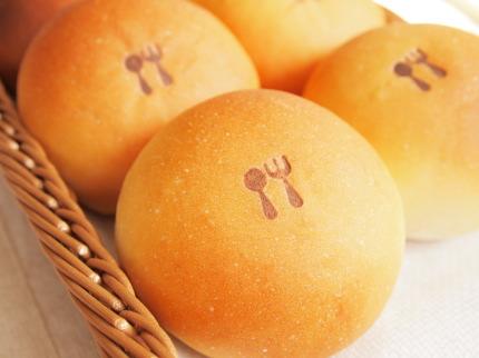 手作りパンの焼印