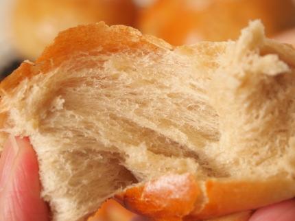 手作りパン 黒糖ロール